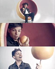 If you do not repin a photo set of Louis Tomlinson sitting in a grapefruit chair holding a grapefruit, you are hereby banished from this fandom