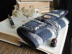 """Купить """"Графит"""" текстильный пенал - розы, фактура, подарок для женщины, уют, приятные мелочи"""