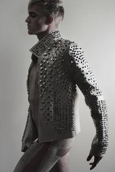 Daniel David & Christo.  Model: Josh Patron. 2012