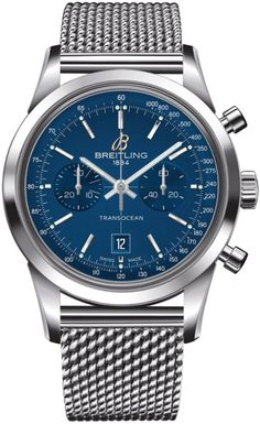Breitling Transocean Chronograph 38 A4131012/C862-171A