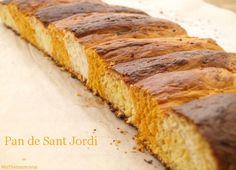 Pan de Sant Jordi - MisThermorecetas.com