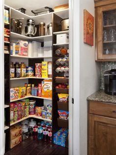 closet organization ideas | Pantry | Organizers Direct – Closet Organization and Storage ...