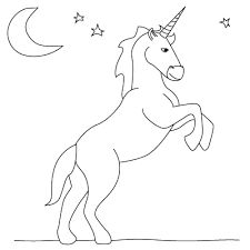 Image result for how to draw a unicorn step by step