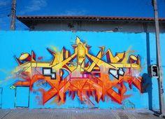BTS graffiti from Sao Paolo