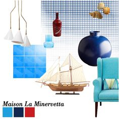 Shop this moodboard inspired by Maison La Minervetta. Read our blog to know more!