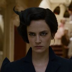 Eva Green in Miss Peregrine - THE MOVIE TRAILER IS HERE!!!
