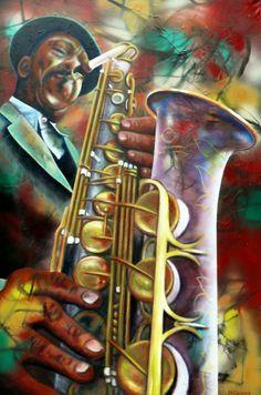 Free Jazz, Music Drawings, Music Artwork, African American Art, African Art, Musik Illustration, Jazz Painting, Jazz Poster, Jazz Art