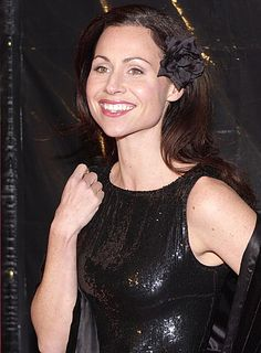 Minnie Driver, actress, born in London in 1970