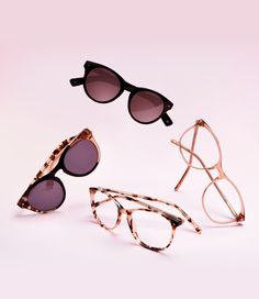 6b7890532ca5 The collection designed by Maripier represents the perfect balance between  style and trends. Round Eyeglasses