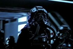 Rhymer est un Major impérial qui commandait l'Escadron Cimeterre, composé de bombardiers TIE