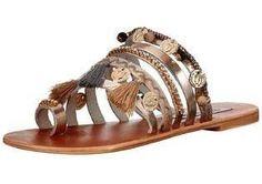 toe loop sandals Steve maddeb