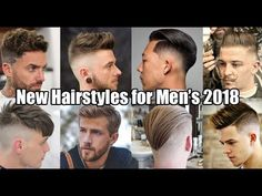 Amazing! 15 Cool Signature of New Hairstyles for Men's 2018 - Zofay Texaw