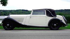 1937 Bentley 4 1/4 Litre Park Ward