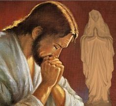 The Weeping Jesus - Catholic Journal Lent---article Good Friday Message, Friday Messages, Anima Christi, Pictures Of Jesus Christ, Mother Mary, Jesus Quotes, Religious Art, Spiritual Growth, Cool Words