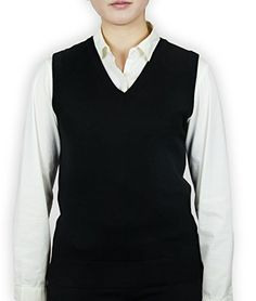 Product review for Blue Ocean Ladies Classic Sweater Vest - (Please visit our website for more details).
