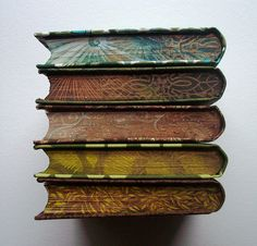 book edges