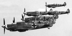 captured spits in german markings