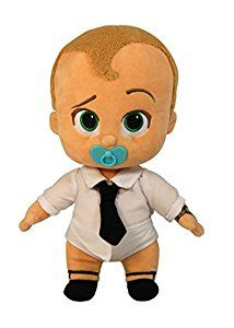 Boss Baby Plushie 👶 #awww #howsweet #cute