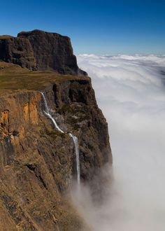 The world's 10 best waterfalls - and how to see them - Telegraph