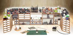 Armorama :: Modular Workbench Organization