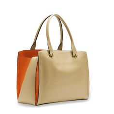 Desert/Orange Jules de Lancel Shoulder bag for femme - Lancel