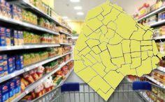 La inflación en la Ciudad se ubicó en 2,1% en abril