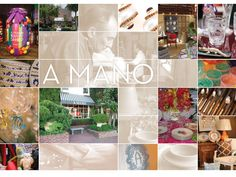 A Mano is Washington DC's finest gift and housewares shop located in the heart of Georgetown