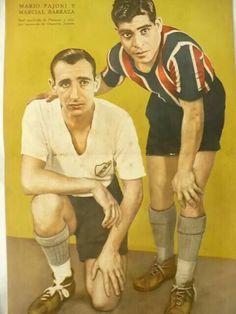Mario Pajoni & Marcial Barraza