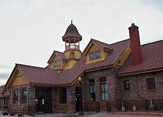 Giuseppe's Depot, Colorado Springs, Colorado Colorado Usa, Colorado Homes, Colorado Springs, Best Places To Live, Places To See, Manitou Springs, Pikes Peak, Daily Photo, Rio Grande