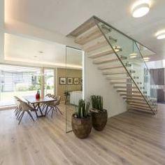 Treppenhaus Modern wohnideen interior design einrichtungsideen bilder staircases