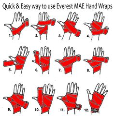 Everest MAE Boxing Hand Wraps Mexican Boxing Bandages Hand Wraps Kickboxing running motivation inspirational, running from, running womens Kick Boxing, Boxing Gym, Learn Boxing, Boxe Mma, Punching Bag Workout, Boxing Punching Bag, Heavy Bag Workout, Boxing Workout With Bag, Bandaged Hands