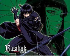 Samurai anime series Basilisk http://anime.about.com/od/toppicks/tp/Best-Samurai-Anime.htm