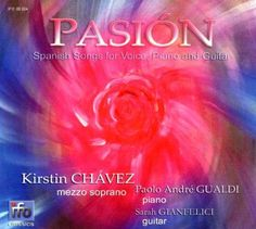 Kirstin Chavez - Pasion Mezzo Soprano, How To Speak Spanish, Bring It On, Songs, Cuba, Keyboard, Music, Gypsy, Folk