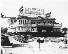 early Moorlyn Theater. Ocean City NJ Boardwalk 1928-1950 Ocean City Nj Boardwalk, Old Photos, Vintage Photos, Margate Nj, Old Portraits, Asbury Park, Jersey Girl, Atlantic City, Old Postcards