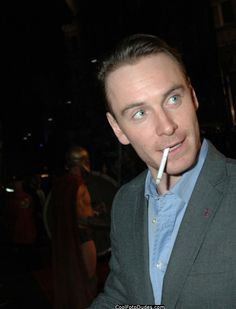 --Michael Fassbender are you Jamaican because Jamaican me think about the lingering effects of Western colonialism ;)