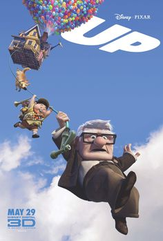Up. I love every movie from pixar so if I don't have every pixar movie in here they are all my favorite movies.