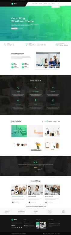 67 Best Template images in 2019 | Wordpress template