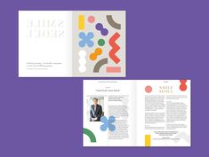 Brochure Cover, Brochure Layout, Brochure Design, Branding Design, Kids Branding, Leaflet Design, Booklet Design, Editorial Layout, Editorial Design
