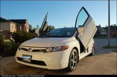 2008 Honda Civic Custom  - http://sickestcars.com/2013/05/28/2008-honda-civic-custom/