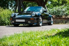 One of 53 UK, right-hand drive cars and only miles. 1989 Porsche 911, Porsche 930 Turbo, Singer Porsche, Most Expensive Car, Dream Machine, First Car, Car In The World, Rally Car, Cars For Sale