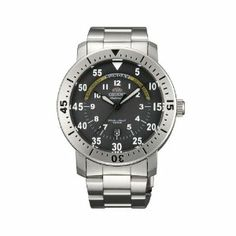 Orient Men's EV0N001A Sparta Day/Date Indicators Watch Orient. $210.00. Water resistant to 100 meters. Day and date indicator. Solid band. Water-resistant to 100 M (330 feet). Rotating bezel. Save 25% Off!