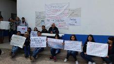 Emprende huelga de hambre el director del Campus Nuevo Casas Grandes de la UPNECH; Exige destitución de rectora y derogación de reforma de la Ley UPNECH | El Puntero