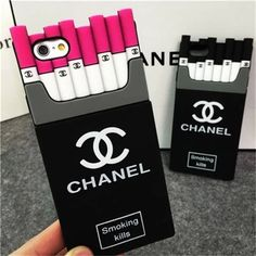 smoking kills cc Phone case
