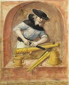 Bell Maker. Landauer Twelve Brother's House manuscript
