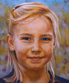 """Malin"" Oil on canvas Order similar portrait by Elin Eriksen here. Oil On Canvas, Sketch, Portraits, Artist, Painting, Fictional Characters, Sketch Drawing, Head Shots, Artists"