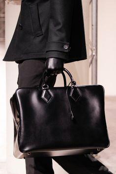 Hermès ~ Fall Menswear Collection ~ Style.com