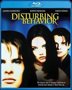 Disturbing Behavior Blu-ray cover