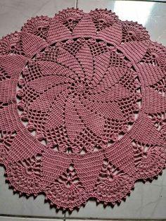 Login - Her Crochet Free Crochet Doily Patterns, Crochet Circles, Crochet Round, Crochet Home, Crochet Motif, Crochet Doilies, Hand Crochet, Crochet Flowers, Knit Crochet