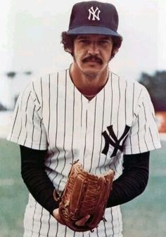 Ron Guidry of the New York Yankees                                                                                                                                                                                 More