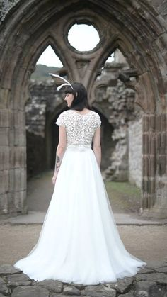 Seperates collection || E&W Couture || Bridal Seperates || Alternative wedding dress